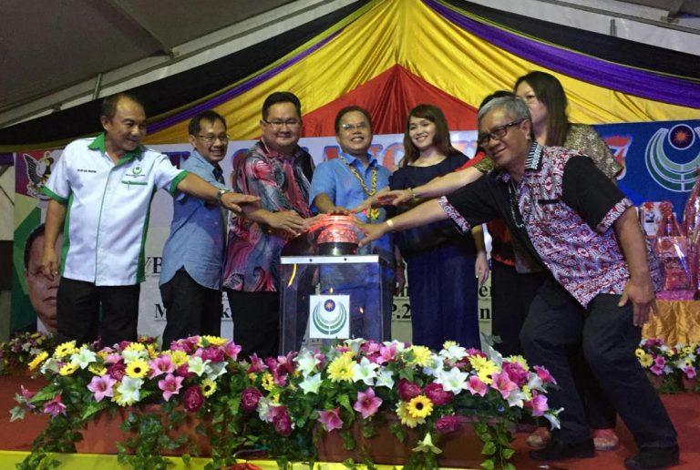 Entulu launches Selangau Festival