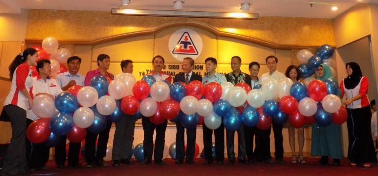 More than 500 members attend STU Sibu 14th AGM