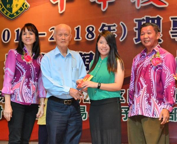 Raising RM1.03 mln for SMK Chung Hua