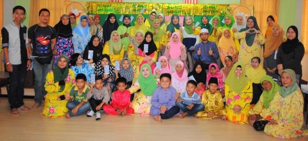 PPWS Sibu brings early Hari Raya cheer