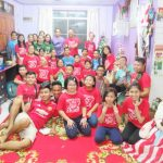 Carolling brings Christmas mood to Mukah