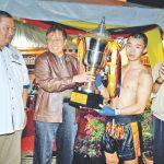 Miri's Morris lifts CM's Cup