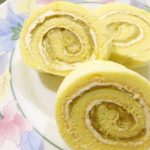 Durian Swiss Roll Cake
