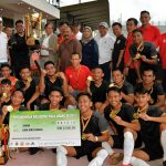 SSN S'wak lift Abang Jo Challenge Trophy