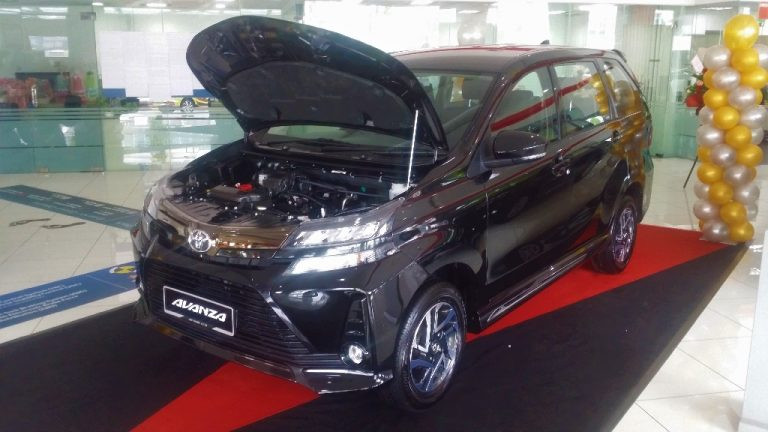 New Toyota Avanza now available in Kuching