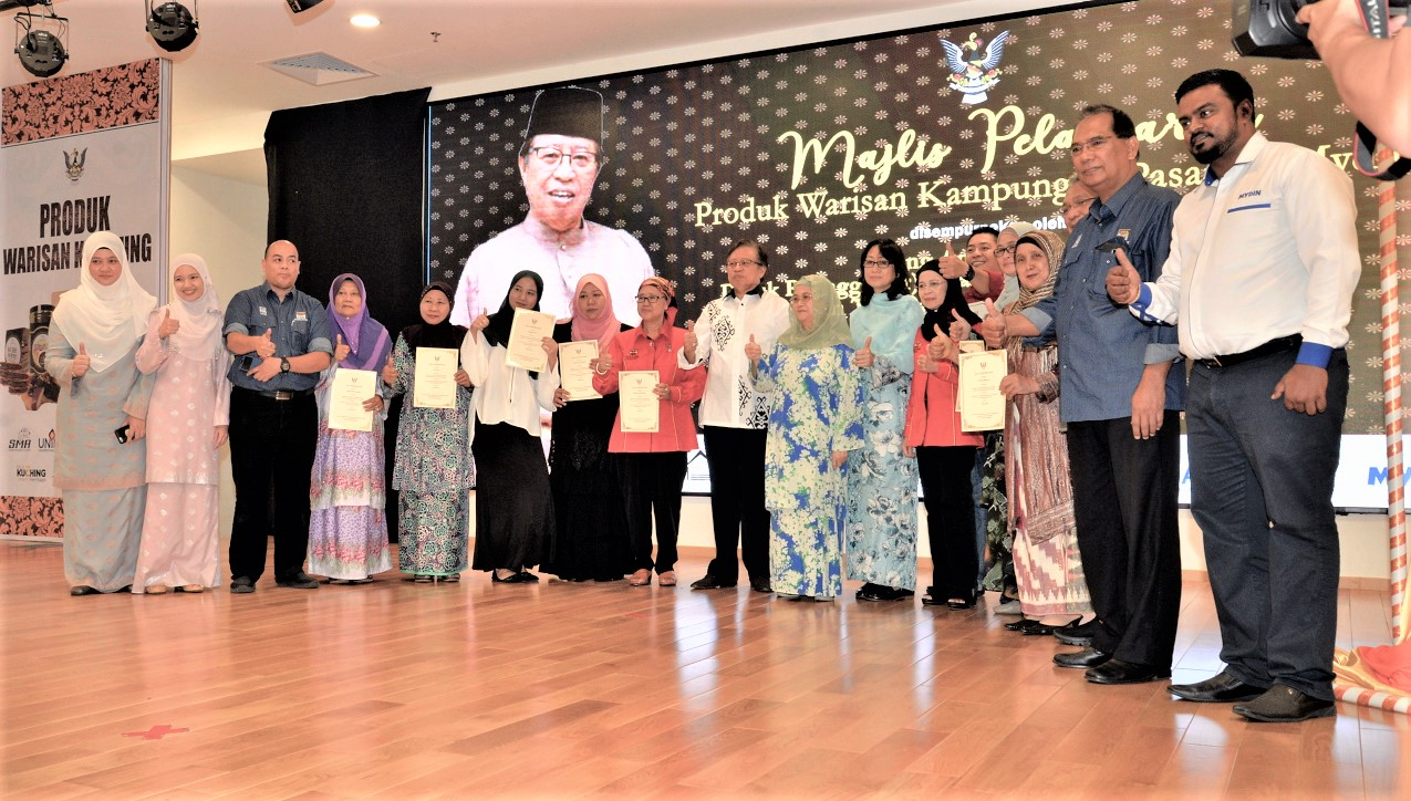 12 products to be marketed under 'Produk Warisan Kampung