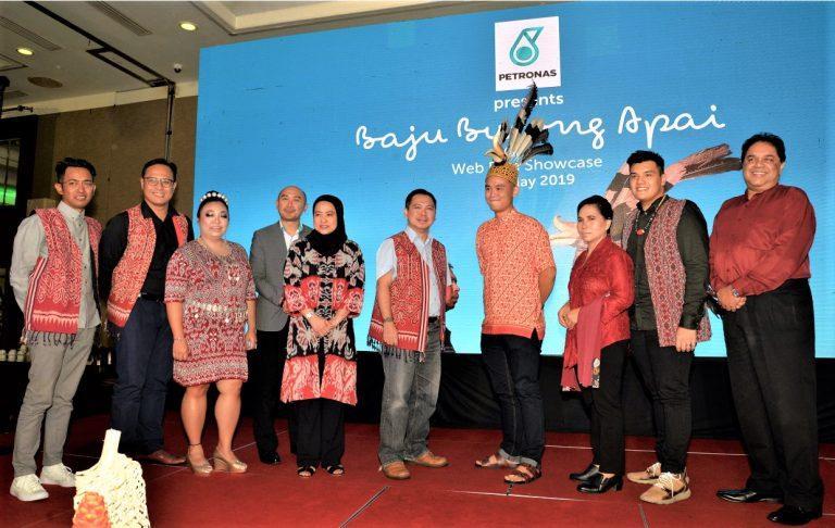 Petronas launches Gawai-oriented movie 'Baju Burong Apai'