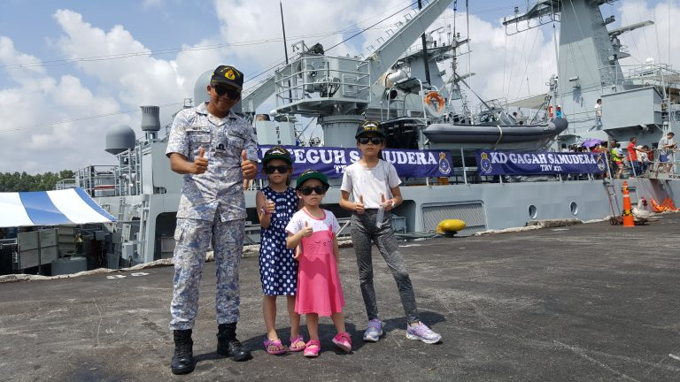 Good response to RMN's 85th anniversary Open Day