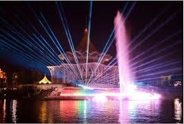 Musical fountain a complicated project: Minister
