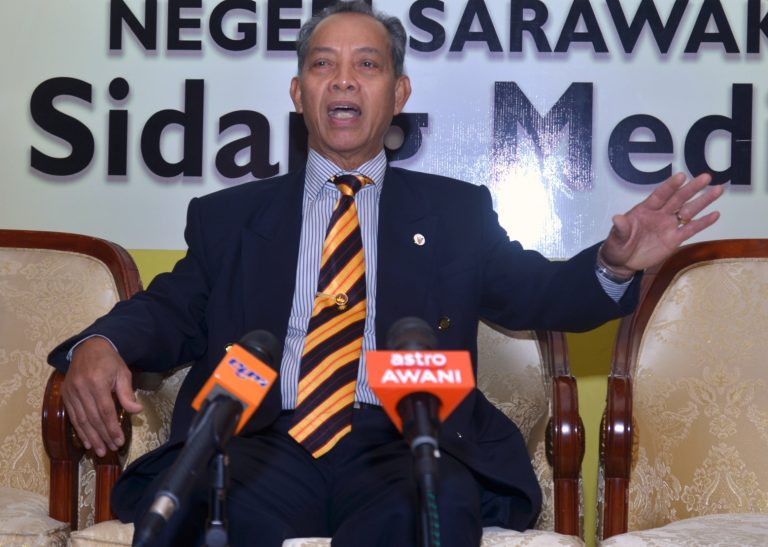 Penguang challenges Dr Ting to contest in Marudi
