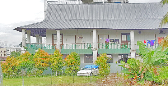 Facelift for historic Kampung Masjid