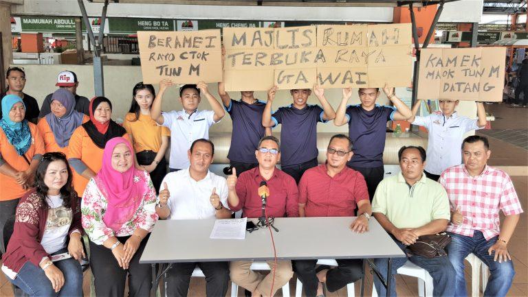 More than 5,000 expected at 'Raya Gawai Rakyat Bersatu'