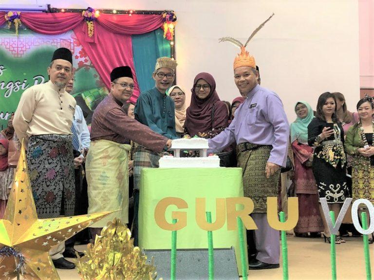 Raya /Teachers' Day do attract 1,000