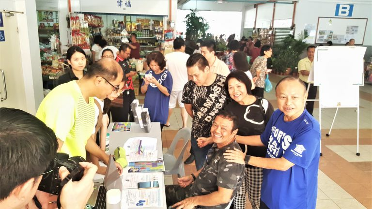 Council shares activities with public