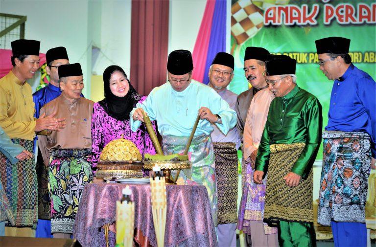 CM proposes to change Sri Aman to Simanggang