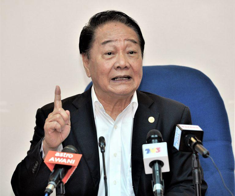 Masing's spending idea not good: Wong