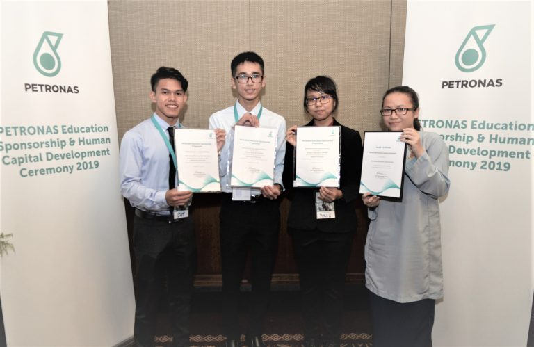 Thank you, Petronas!