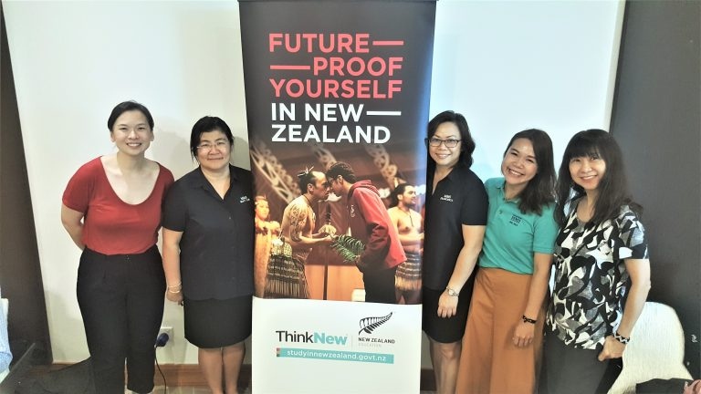Choose NZ for your future education