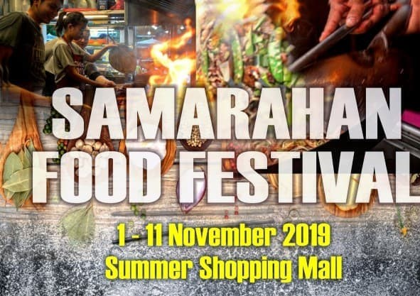 Indonesian, Thai chefs at food fest