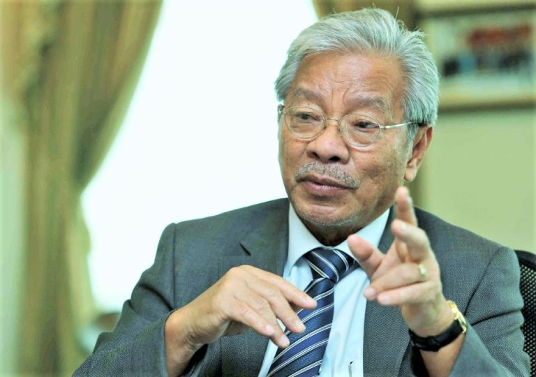 Lim gets on Masing's nerves again