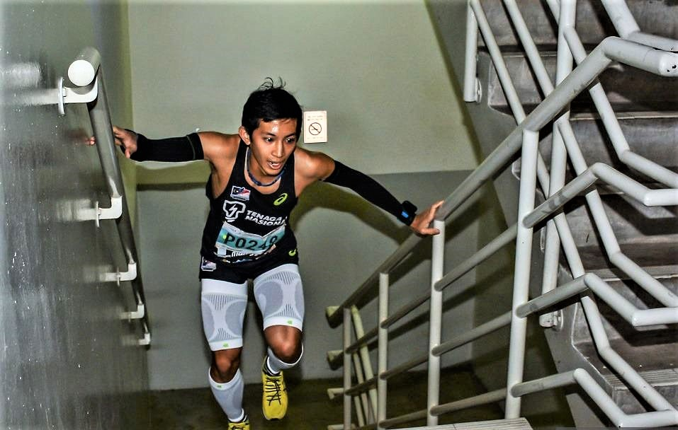 Asia's top tower runner Soh to attempt Guinness World Record tomorrow