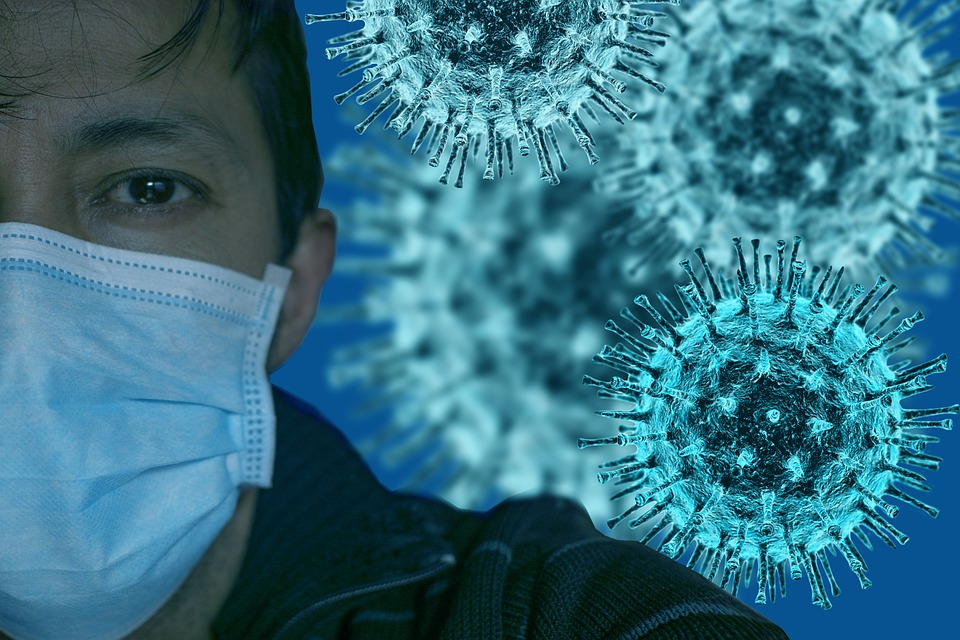 coronavirus _ mask